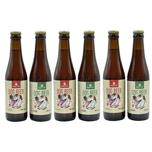 Resto Pet - Dog Beer Beef Cerveza para Perros 33 Cl Pack...