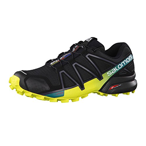 Salomon Herren Speedcross 4 GTX, Trailrunning-Schuhe, Wasserdicht