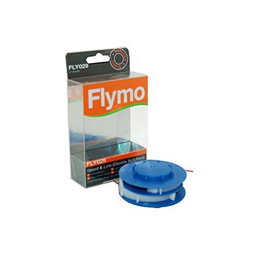 Flymo 5119387909 Austausch-Spule/Schnur für Rasentrimmer