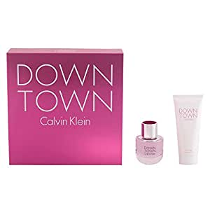 Calvin Klein Down Town EDP Spray 50 ml and Shower Gel 100 ml