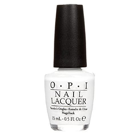 OPI Classics Collection Nail Lacquer, Alpine Snow 0.5 fl oz (15 ml) by OPI