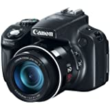 Canon Powershot SX50 HS ( 12.8 Megapixel,50 -x opt. Zoom (2.8 Zoll Display), japanischer Import)