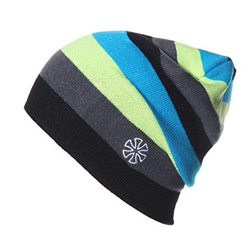 HATCHMATIC Winter Ski Hut Snowboard Winter Ski Skating Skullies Caps Hte Mtzen Kopf warm fr Mnner Frauen: 03, eine Grße