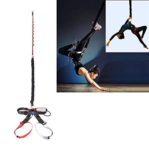 Dasking Heavy corda elastica per resistenza di yoga cintura elastica per allenamento Gravity Pro training Tool attrezzi per palestra yoga