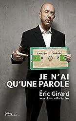 Je n'ai qu'une parole (NON FICTION) (French Edition)