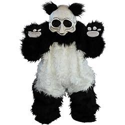 Disfraz de Panda siniestro