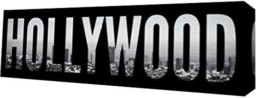 printart Hollywood Stadtbild, 12