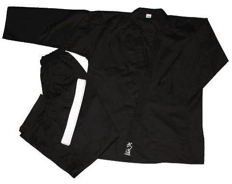S.B.J Sportland Uniforme pour arts martiaux Noir 170