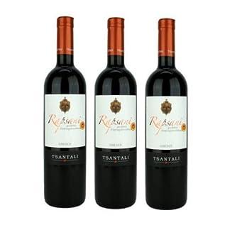 3x-Rapsani-Olympos-Rot-Rotwein-je-750ml-13-Tsantali-trocken-roter-Wein-Griechenland-trocken-Probier-Sachet-Olivenl-aus-Kreta-a-10-ml