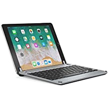 Brydge 9.7 Teclado QWERTY Bluetooth, de aluminio, para iPad Air, Air 2 y