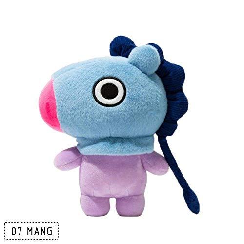 Stybelle BTS Puppe, Plüsch-Spielzeug, Roboter, 25 cm C