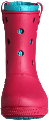 Crocs Crocband Airy Boot W, Bottes à enfiler femme Rose (Raspberry/Turquoise 6Z2)