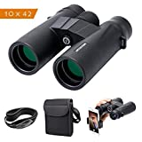 Best Binoculars For Stargazings - Artilection 10x42 Binoculars for Adults and Kids, High Review