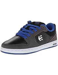 Etnies Kids Verano Zapatillas de Skate para Niños, Unisex, Kids Verano - K, Grey/Black/Royal, 1