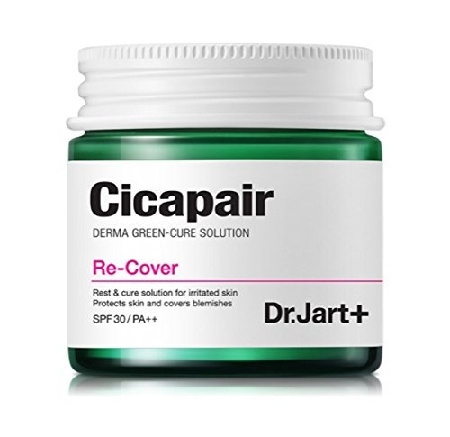 Dr. Jart+ Cicapair Derma Green-Cure Solution Recover Cream 50ml / 1.7fl.oz - Derma Tagescreme