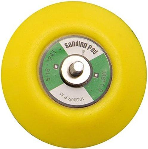 Bgs Assiette de Velcro pour BGS 3291 Diamètre 70 mm, 3291–70