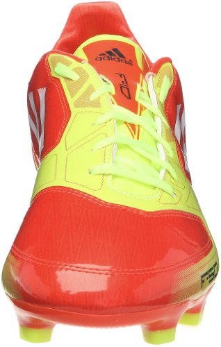 adidas F10 Trx Fg, Chaussure de football homme Orange (For ne/blanc/ lectri)