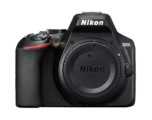 D3500 Schwarz Gehäuse (Nikon Reflex Digital Kamera)
