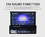 Auto Audio und Video Bluetooth Freisprecheinrichtung MP5-Player Autonavigation eine Maschine 7-Zoll-Auto E-Book-Umkehrpriorität