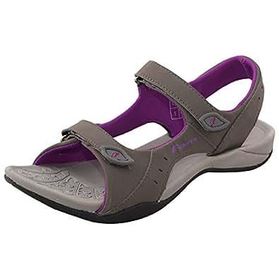 F-Sports Women 's Purple Other Fashion Sandals (8)