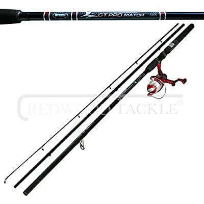 Brand New Mitchell 12FT Carbon Float Fishing Rod & Mitchell Reel With Line Combo by Mitchell