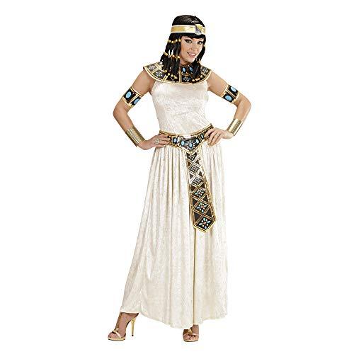 Widmann imperatrice egiziana vestito collare cintura bracciali costumi completo 701