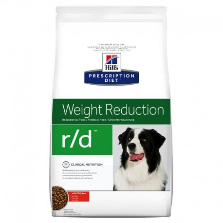 Hill's Pet Nutrition - Prescription Diet - r/d Obesita' - Pollo 1 Sacco 12,00 kg