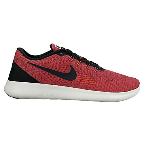 Nike Free Rn, Chaussures de Running Homme Orange (Hyper Orange/black/ocean Fog/wolf Grey/off White)