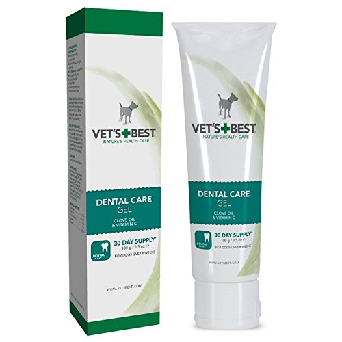 Vet's Best Dental Gel Toothpaste...