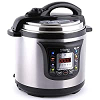Palson 8 liter Sapore Plus Electric Pressure Cooker 30997