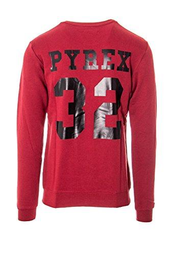 PYREX - Pyrex unisex pullover sweatshirt hoodies 33503 Bordeaux