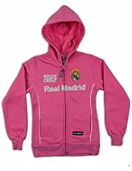 Sudadera rosa del real Madrid Since 1902 Talla-2