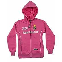 72242c7f6e2c4 Sudadera rosa del real Madrid Since 1902 Talla-2