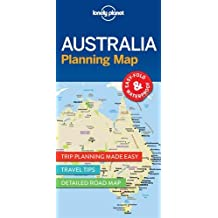 Australia Planning Map (Lonely Planet Planning Map)