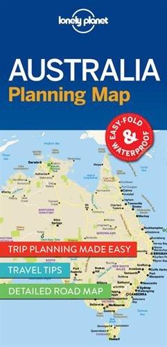 Descargar Libro Australia Planning Map - 1ed - Anglais de Lonely Planet LONELY PLANET