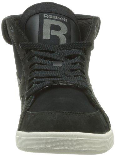 Reebok Sl Flip Herren Sneaker Schwarz (Noir (Black/Paperwhite/Grey/Silver))