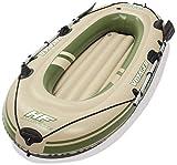 Bestway Hydro-Force Schlauchboot-Set Voyager 300, für 2 Personen, 243 x 102 x 31 cm