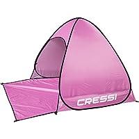 Cressi XVA800040 Tienda de Playa, Unisex, Rosa, Talla Única