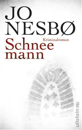 Buchseite und Rezensionen zu 'Schneemann' von Jo Nesbø
