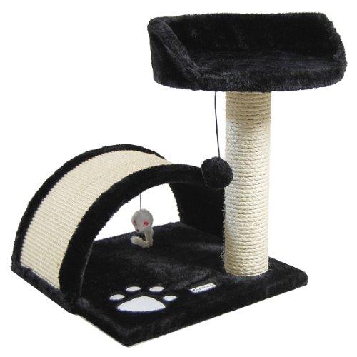 arbre griffoir chaton. Black Bedroom Furniture Sets. Home Design Ideas