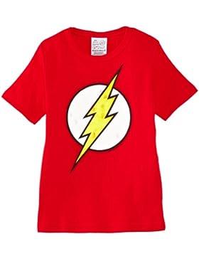 Logoshirt Camiseta de Flash para niño
