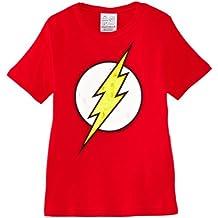 Logoshirt - Camiseta de Flash para niño