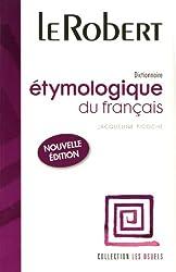 Dictionnaire étymologique du français