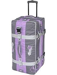 Bogi Bag chariots voyage, sacs de voyage, sacs de sport, sacs de loisirs - 110 litre - bleu foncé / bleu