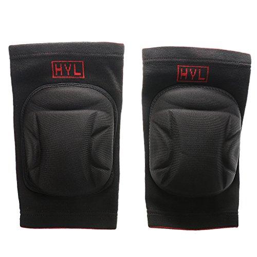 T TOOYFUL Knieschützer Schutzausrüstung Für Fußball Basketball Volleyball Radfahren -