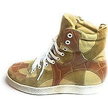 94a251e483af9f Diesel Black Gold - Damen Schuhe Sneaker - Claire - I00181 PS951 T2193 -  Damen Designer