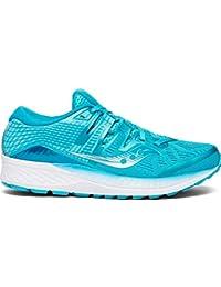 134b9814bec Amazon.fr   Turquoise - Chaussures de sport   Chaussures femme ...