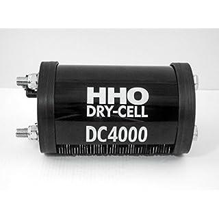 Absolutenergies HHO Trockenzellengenerator DC 4000 2,5 LPM 100% INOX Wasserstoff