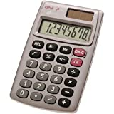 Genie Taschenrechner 510 8-stellig Blister schwarz