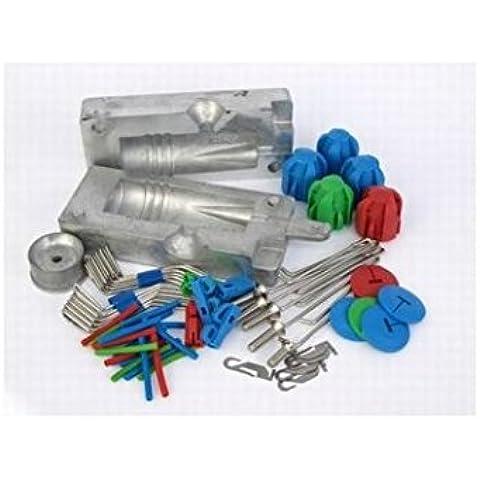 Gemini - Kit de moldes para Splash Down con 5piezas